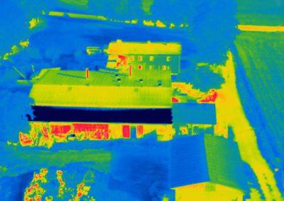 Thermografiebild